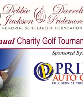 Debbie Jackson & Darrell Pridemore scholarship foundation golf tournament parker co Pride Auto Care Denver Parker Centennial Highlands Ranch