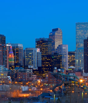 mile high skyline Pride Auto Care Denver Parker Centennial Highlands Ranch